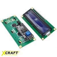 LCD I2C модуль