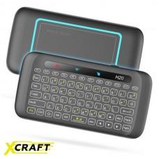 Беспроводная мини клавиатура с тачпадом H20