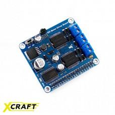 Motor Driver Board для Raspberry Pi