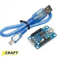 XBee USB адаптер на базе FT232RL