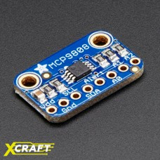 MCP9808 High Accuracy I2C Temperature Sensor Breakout Board