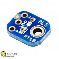 Adafruit ALS-PT19 аналоговый датчик освещенности