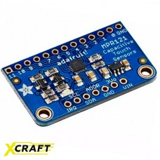 Adafruit MPR121 12-Key Capacitive Touch Sensor Breakout