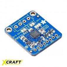 Adafruit PT100 RTD датчик температуры (MAX31865)