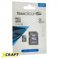 Карта памяти Team 8 GB Class 10