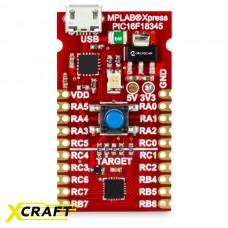 DM164141 плата MPLAB Xpress на базе PIC16F18345