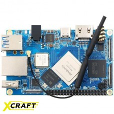 Orange Pi 4  4 Гб DDR4/16 Гб EMMC