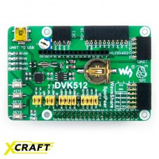 DVK512 плата расширения для Raspberry Pi