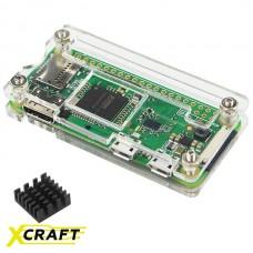 Корпус для Raspberry Pi Zero с радиатором