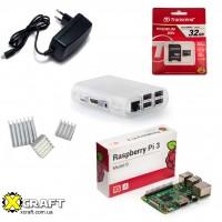 Raspberry Pi 3 B Стартовый набор