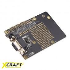 Плата расширения для Raspberry Pi RS232 Board v1.0