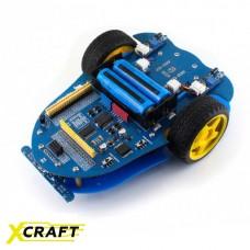 AlphaBot, платформа для разработки мобильных роботов