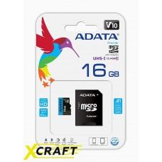 ADATA Premier MicroSDXC 16Gb Class 10