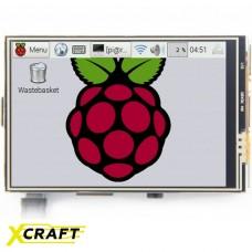 3.5-дюймовий дисплей для Raspberry Pi