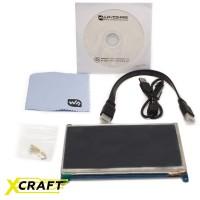 7-дюймовий HDMI дисплей від WAVESHARE Модель (С)