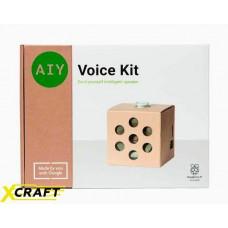Google AIY Voice Kit V2 для Raspberry (в комплекте Raspberry Pi Zero WH)